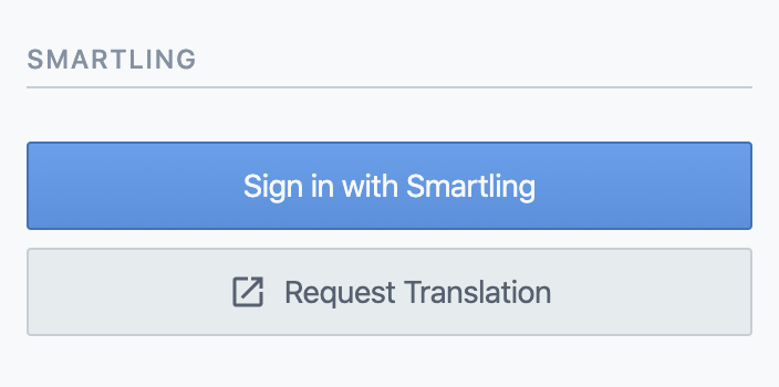 Apps Smartling Auth