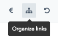 organize links