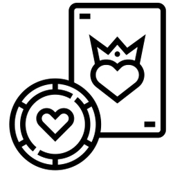 Heart Chip and Card