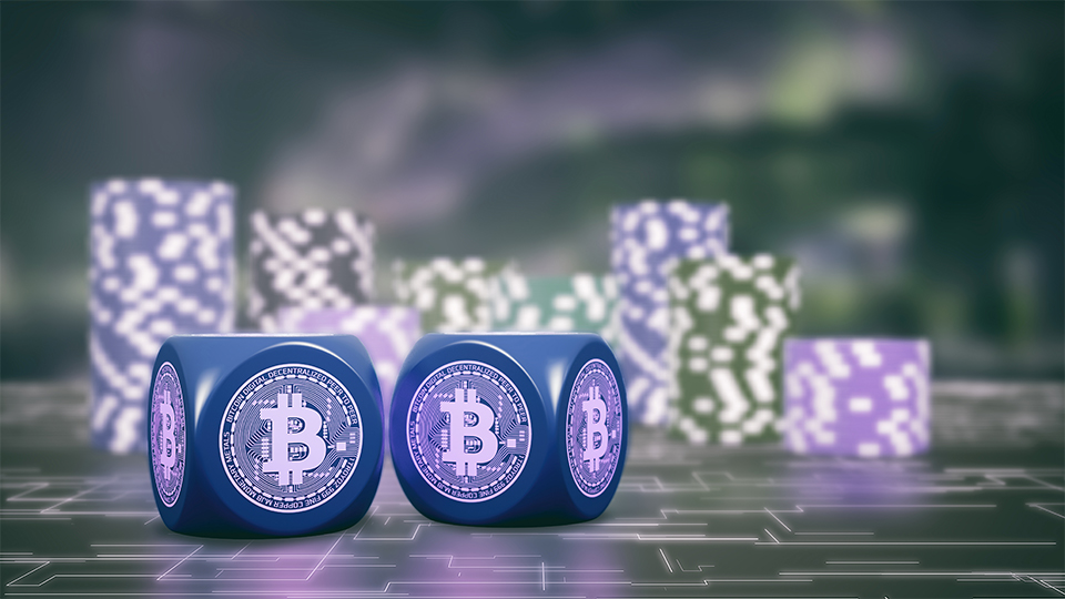 What are some alternative bitcoin gambling games?