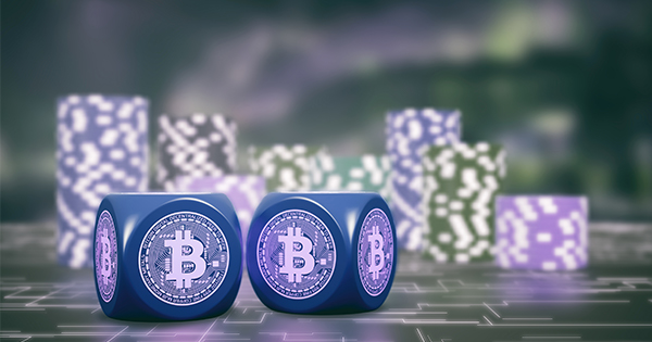 Bitcoin Dice and Casino Chips