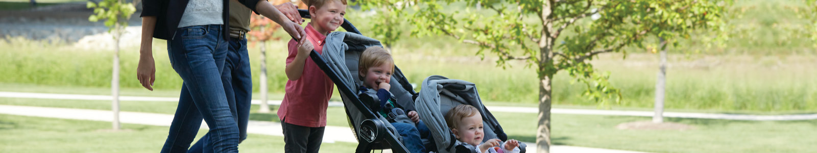 Baby Jogger's banner