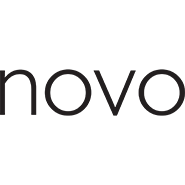 NOVO's logo