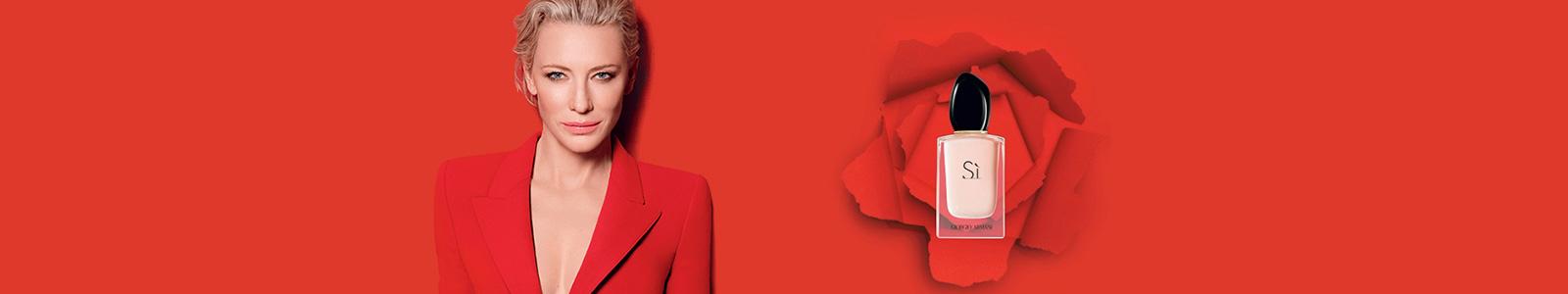 Giorgio Armani Beauty's banner