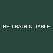 Bed Bath N Table's logo