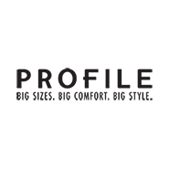 Profile Menswear's logo