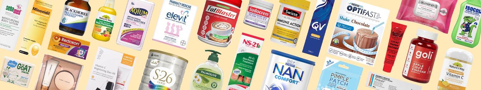 Pharmacy Online's banner