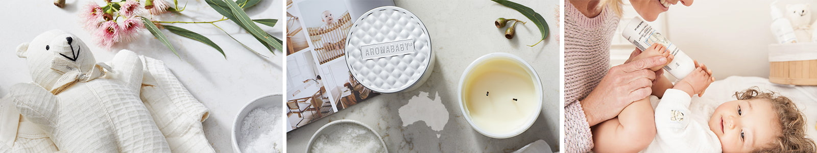 AROMABABY's banner