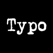 Typo's logo