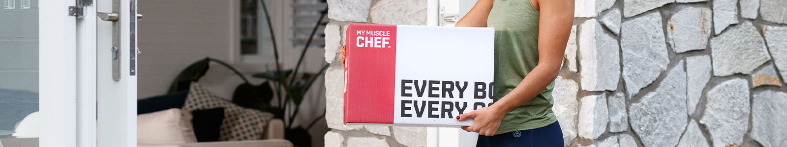 My Muscle Chef's banner