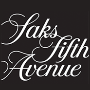 Saks Fifth Avenue's online shopping