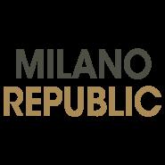 Milano Republic Furniture's logo