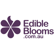 Edible Blooms's logo