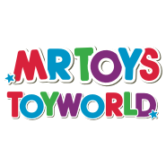 Mr Toys Toyworld's logo