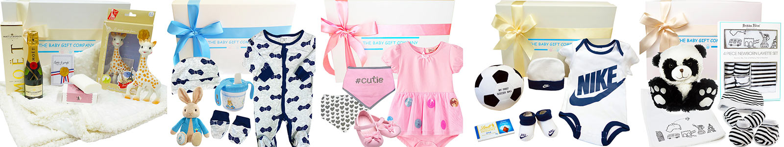 The Baby Gift Company's banner