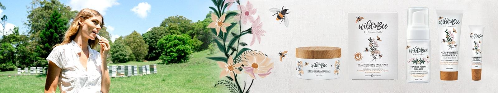 Natural Life's banner