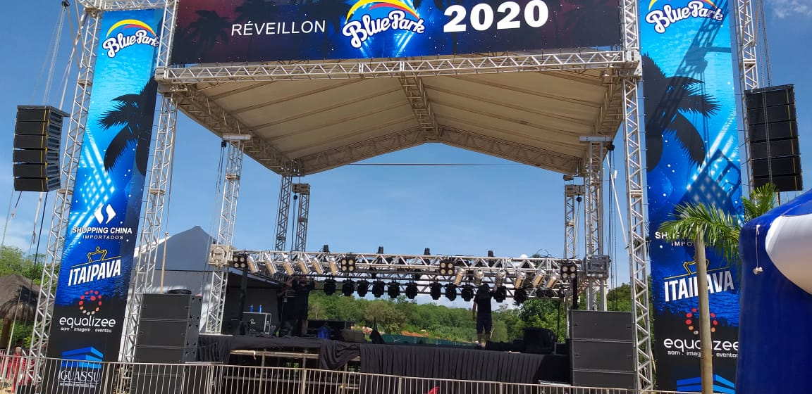 Reveillon 2020 Mabu Thermas & Blue Park 0