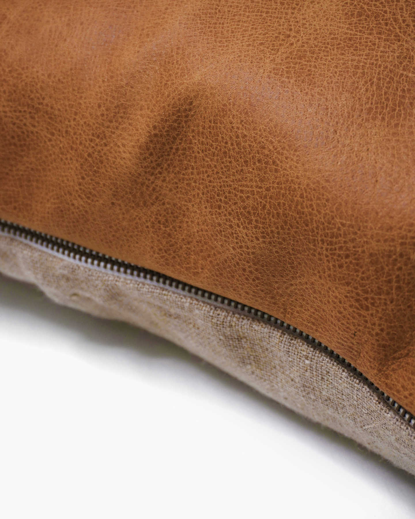 Luxe Leather Pillow Cover  - undefined - 1