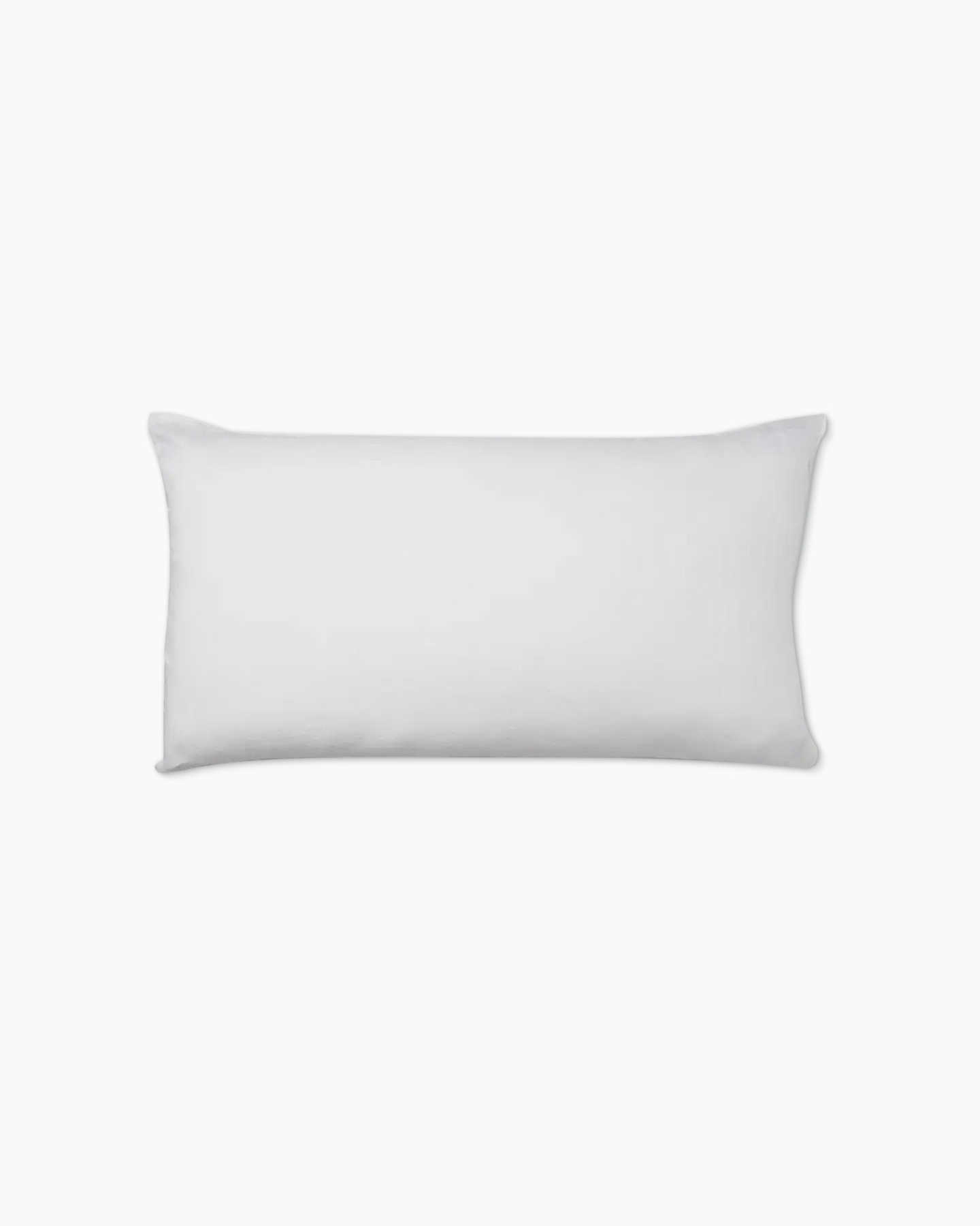 Pair With - Belgian Linen Sham Set - White