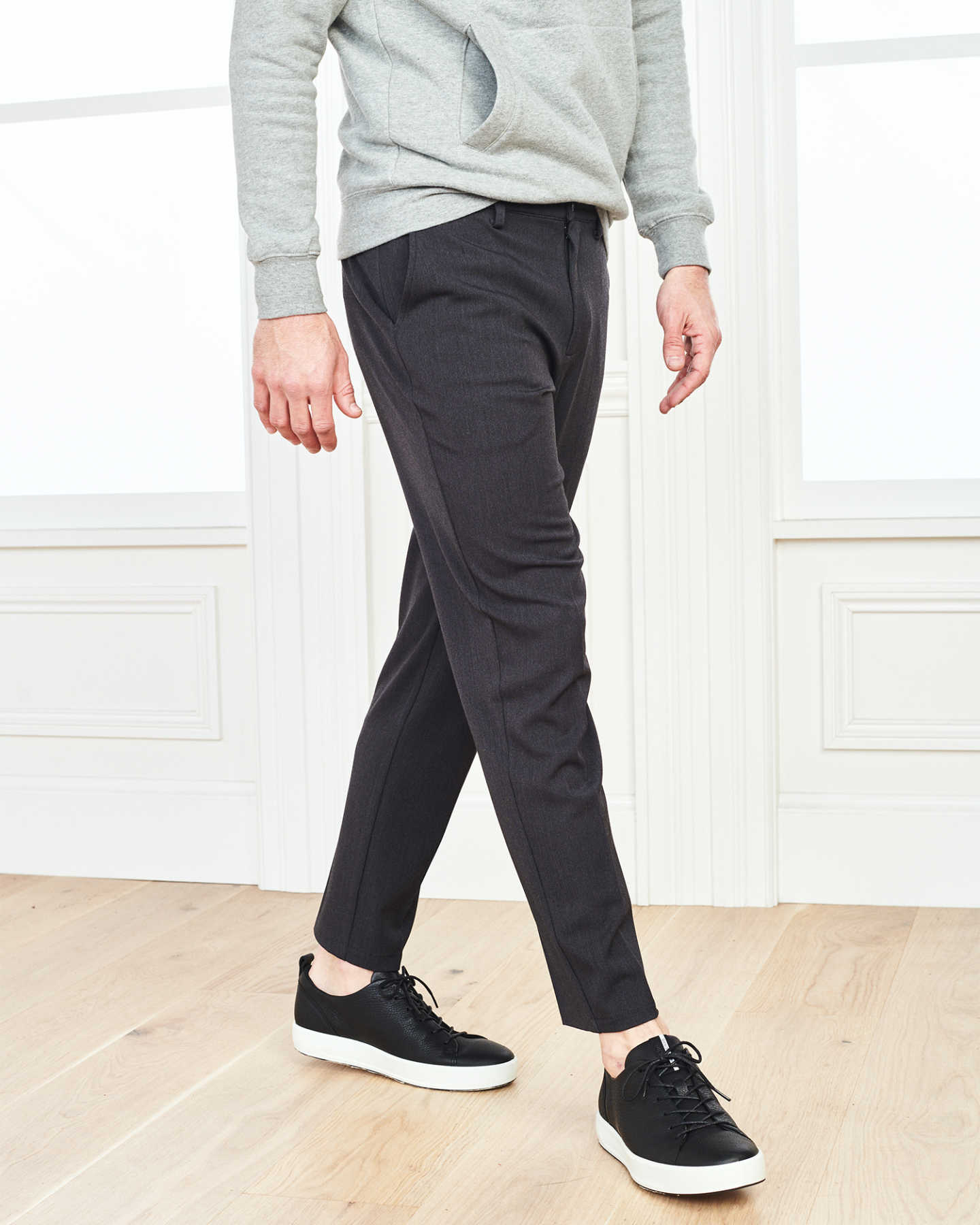 Pair With - Ultra-Stretch 24/7 Smart Pant - Dark Charcoal
