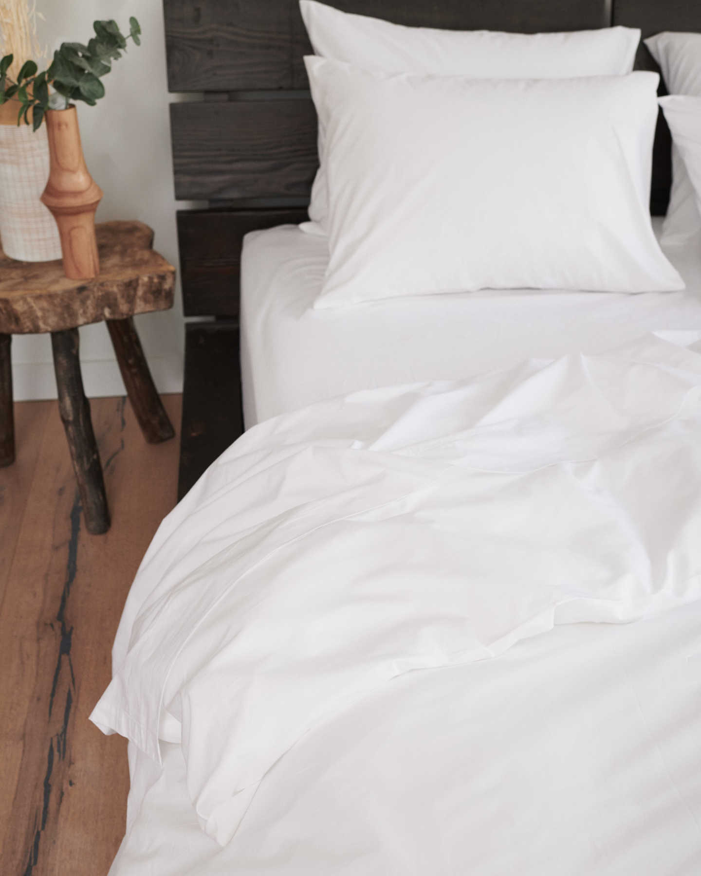 Organic Percale Luxe Duvet Cover Set - undefined - 3