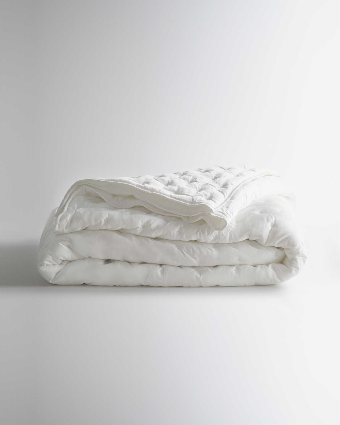 Organic Bamboo Lyocell Quilt - White