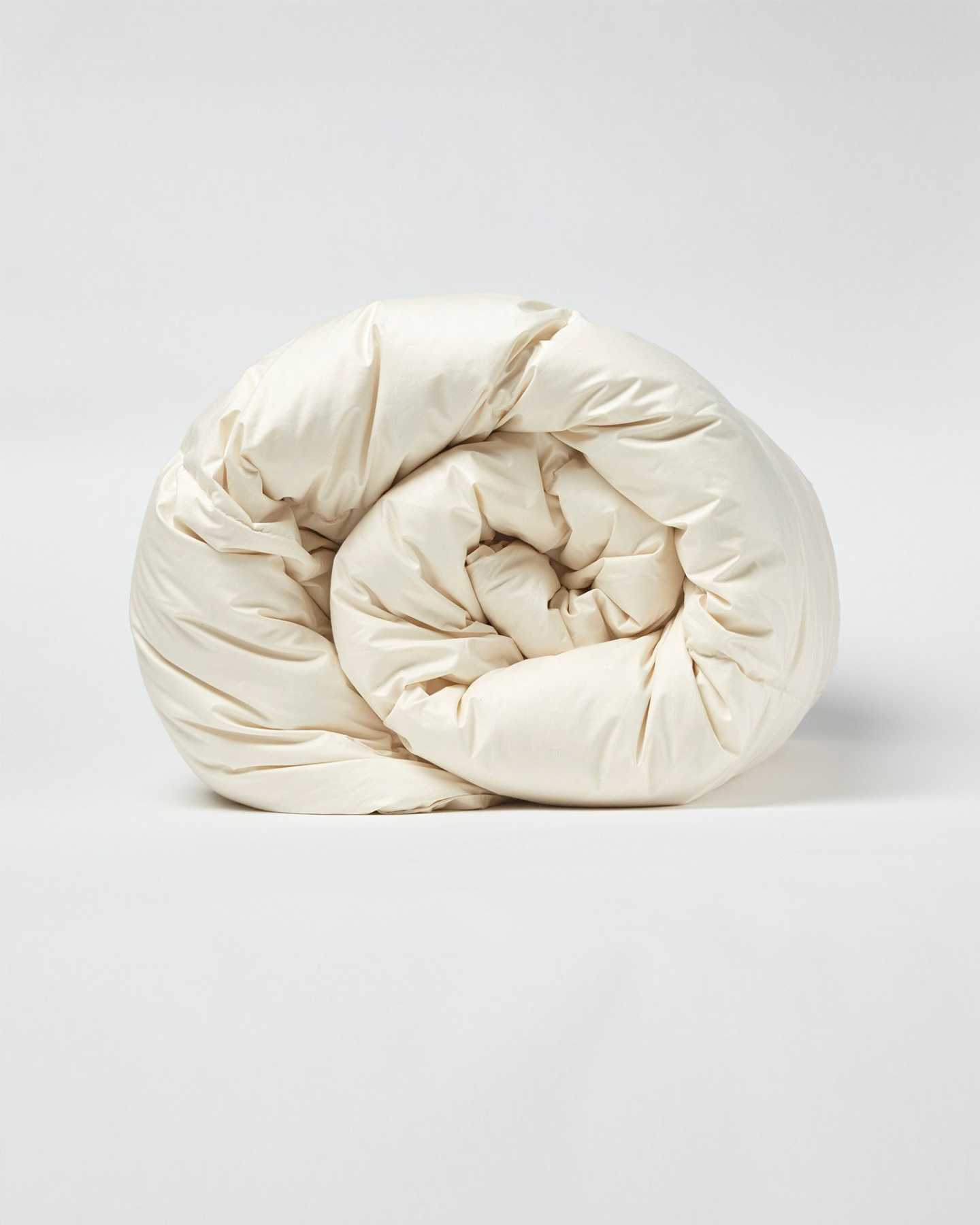 Performance Down & Wool Comforter - White