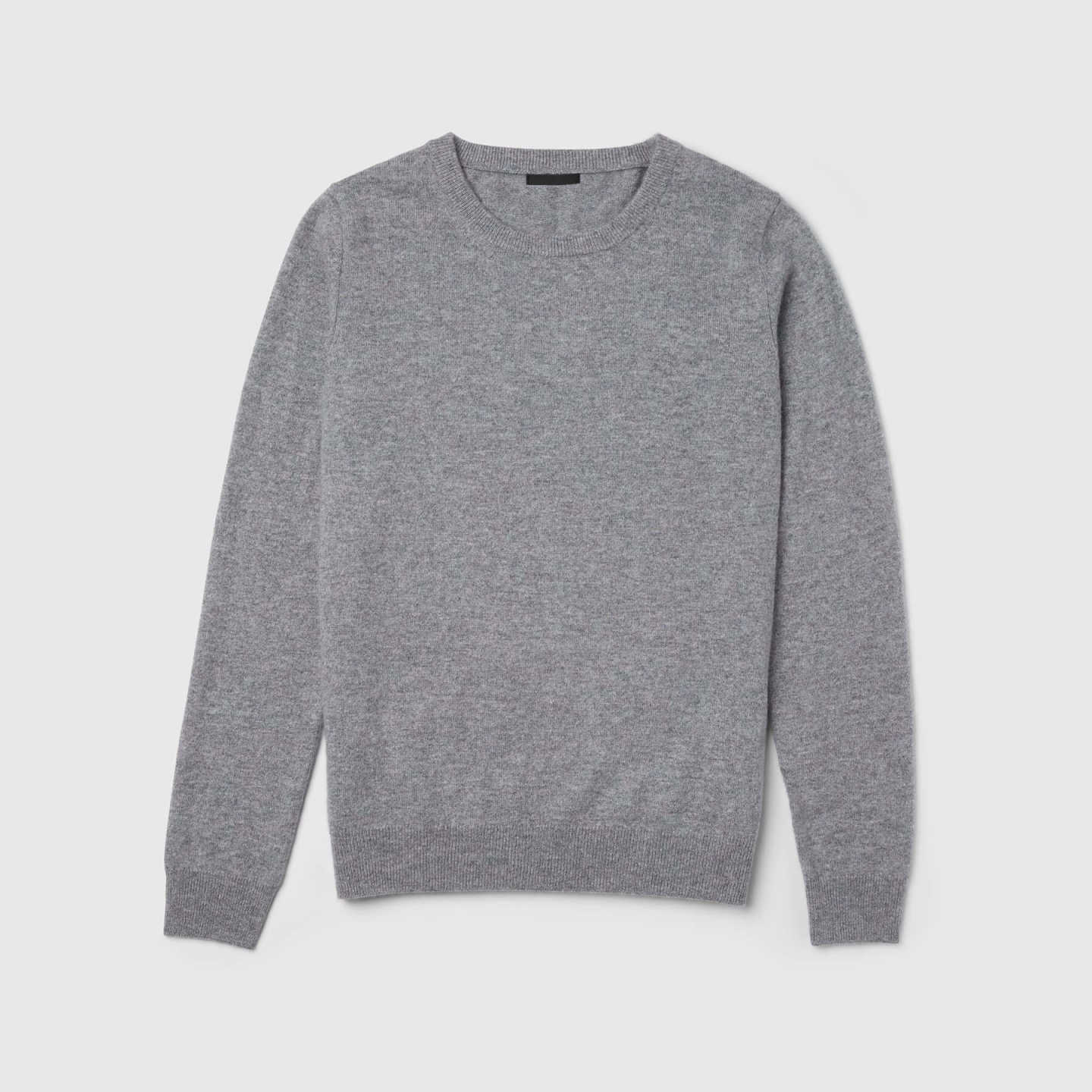 Mongolian Cashmere Crew - undefined - 5