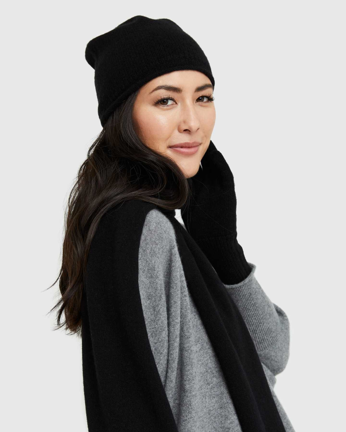 Mongolian Cashmere Scarf - undefined - 1