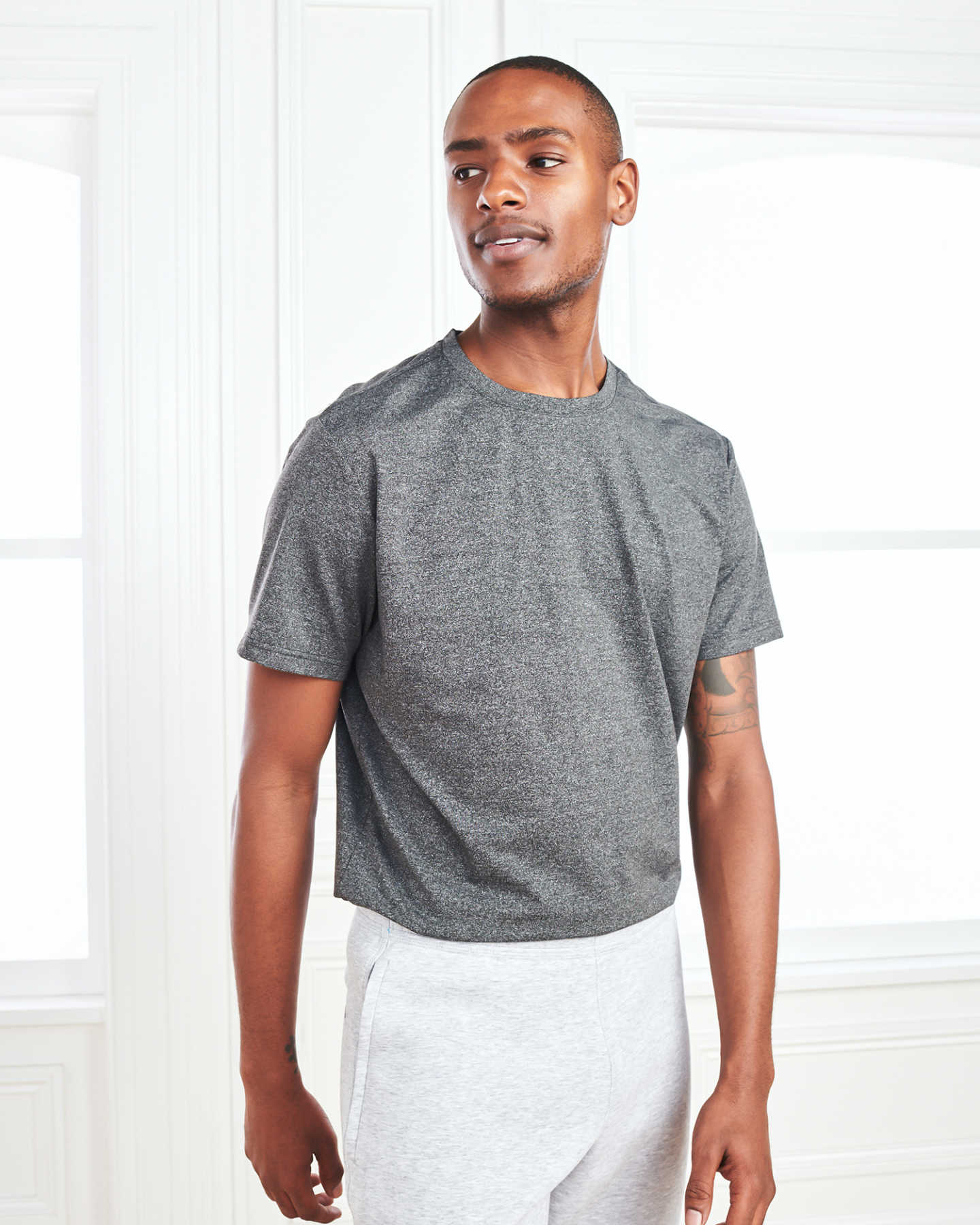 Recycled Flowknit Tech Tee - undefined - 5