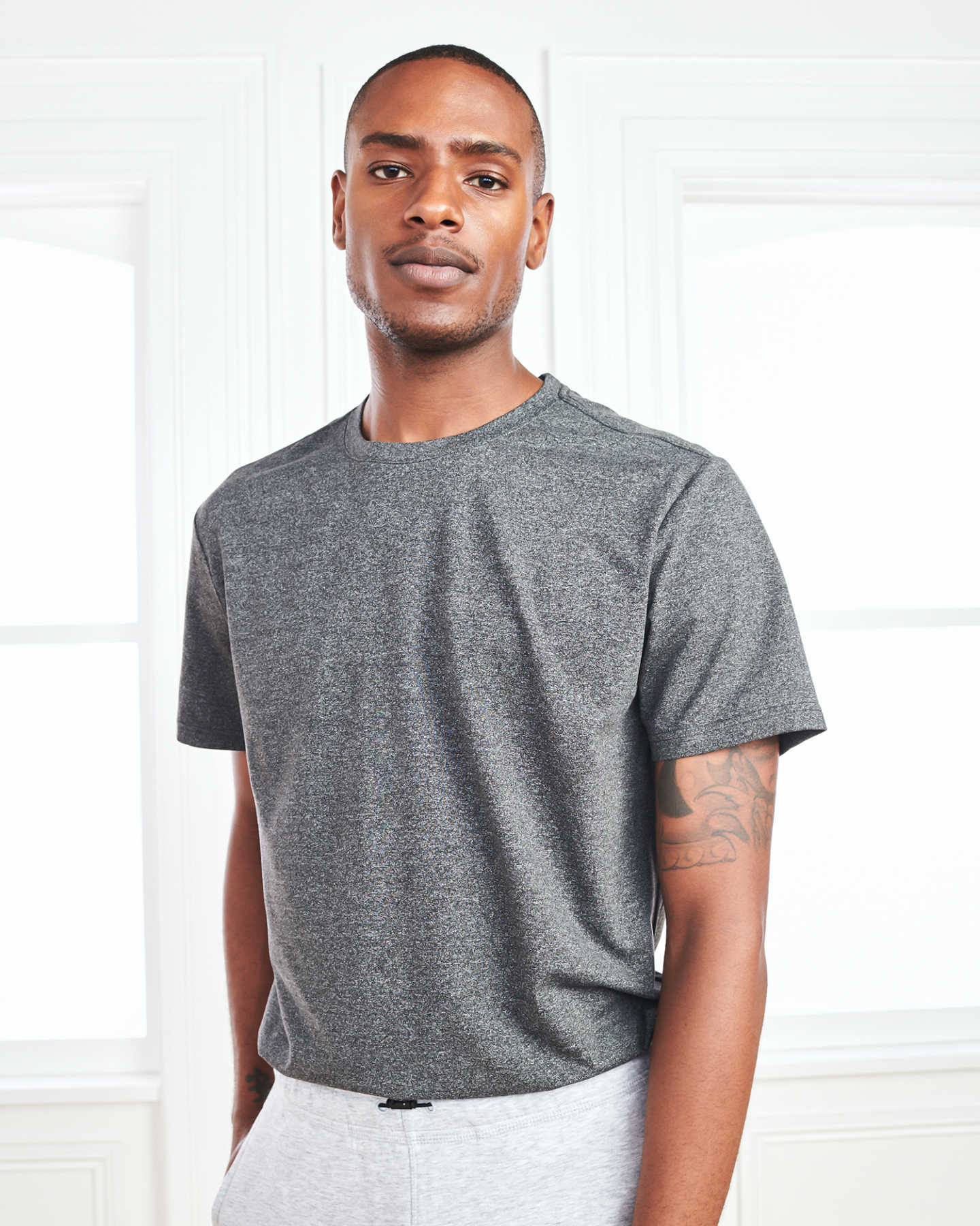 Recycled Flowknit Tech Tee - undefined - 0