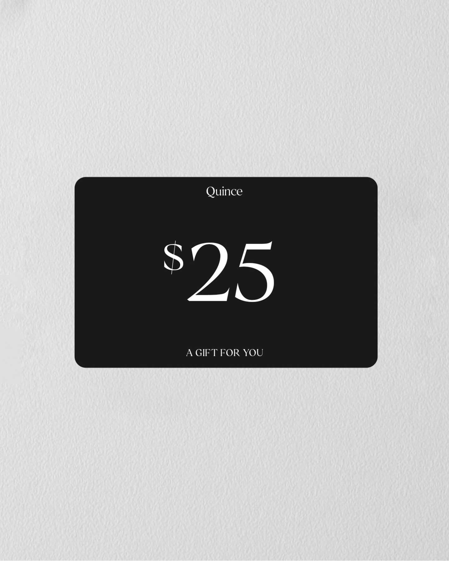 You May Also Like - Gift card - $25