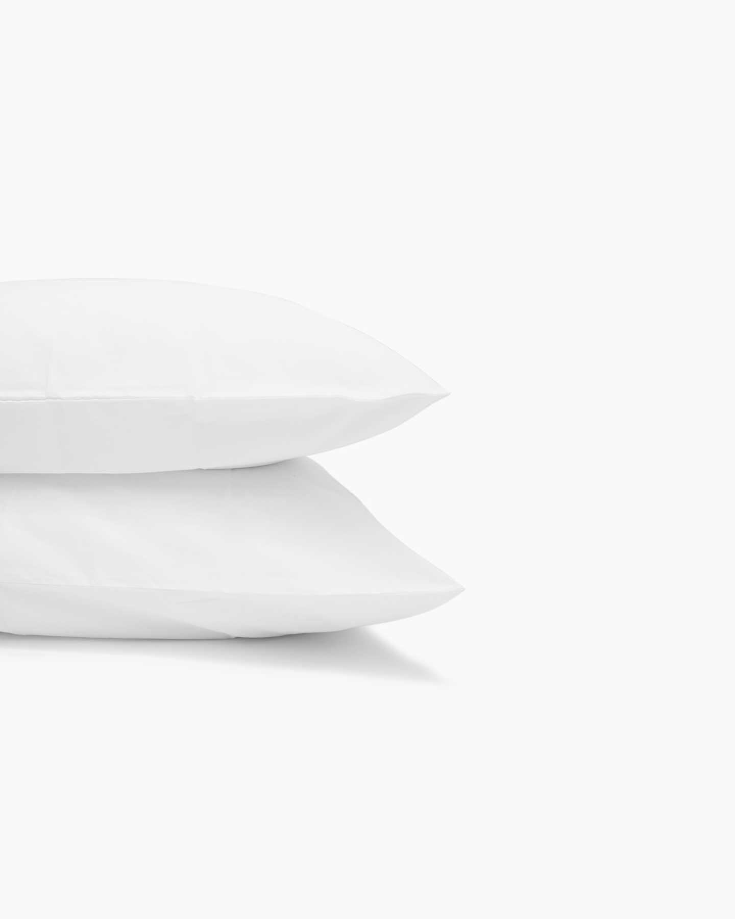 Organic Percale Luxe Pillowcases - undefined - 1