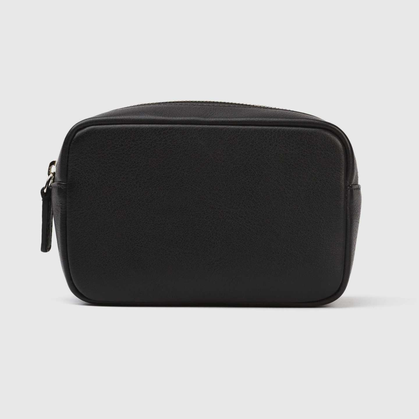 Leather Tech Pouch - 12262252380271