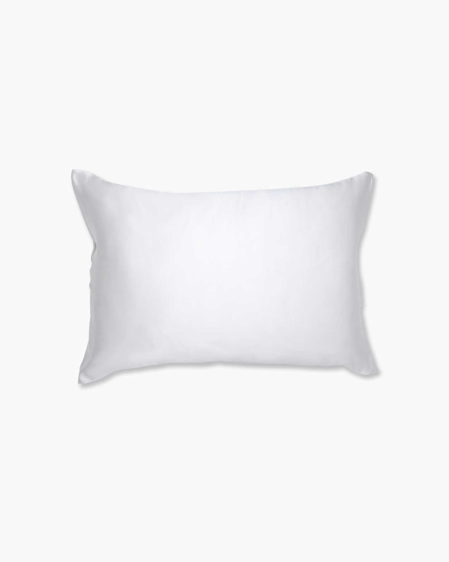 Mulberry silk pillowcase in ivory