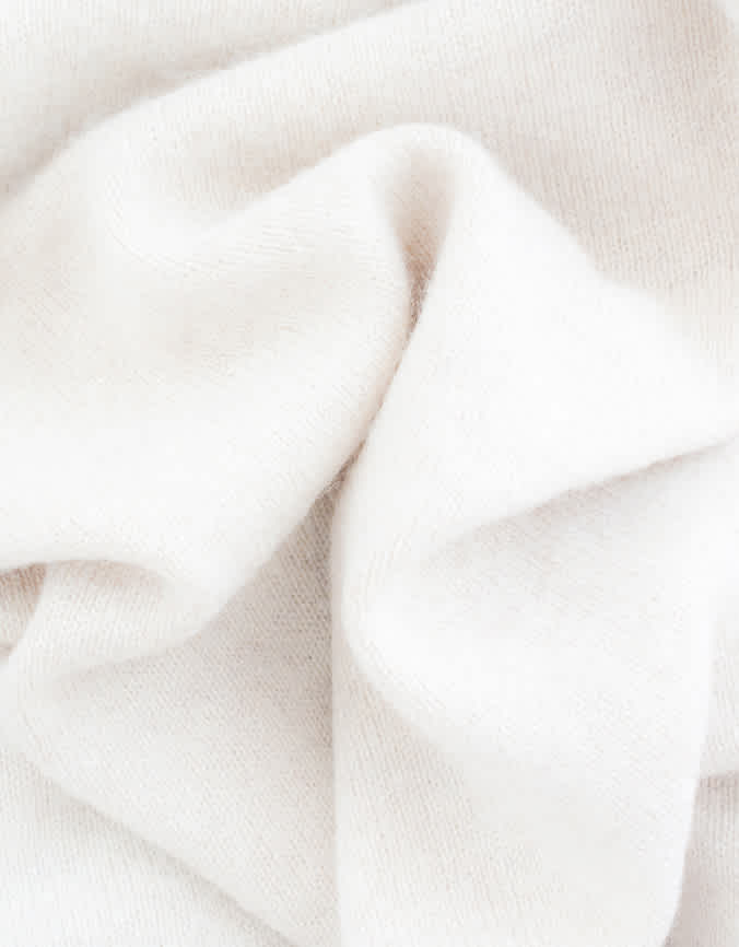 cashmere - the softest natural fiber in the world