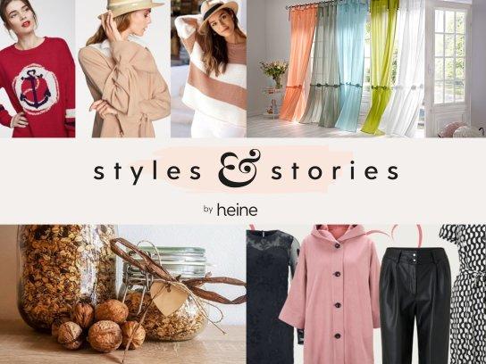 Unser Blog: Styles & Stories