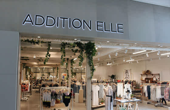 Addition Elle storefront