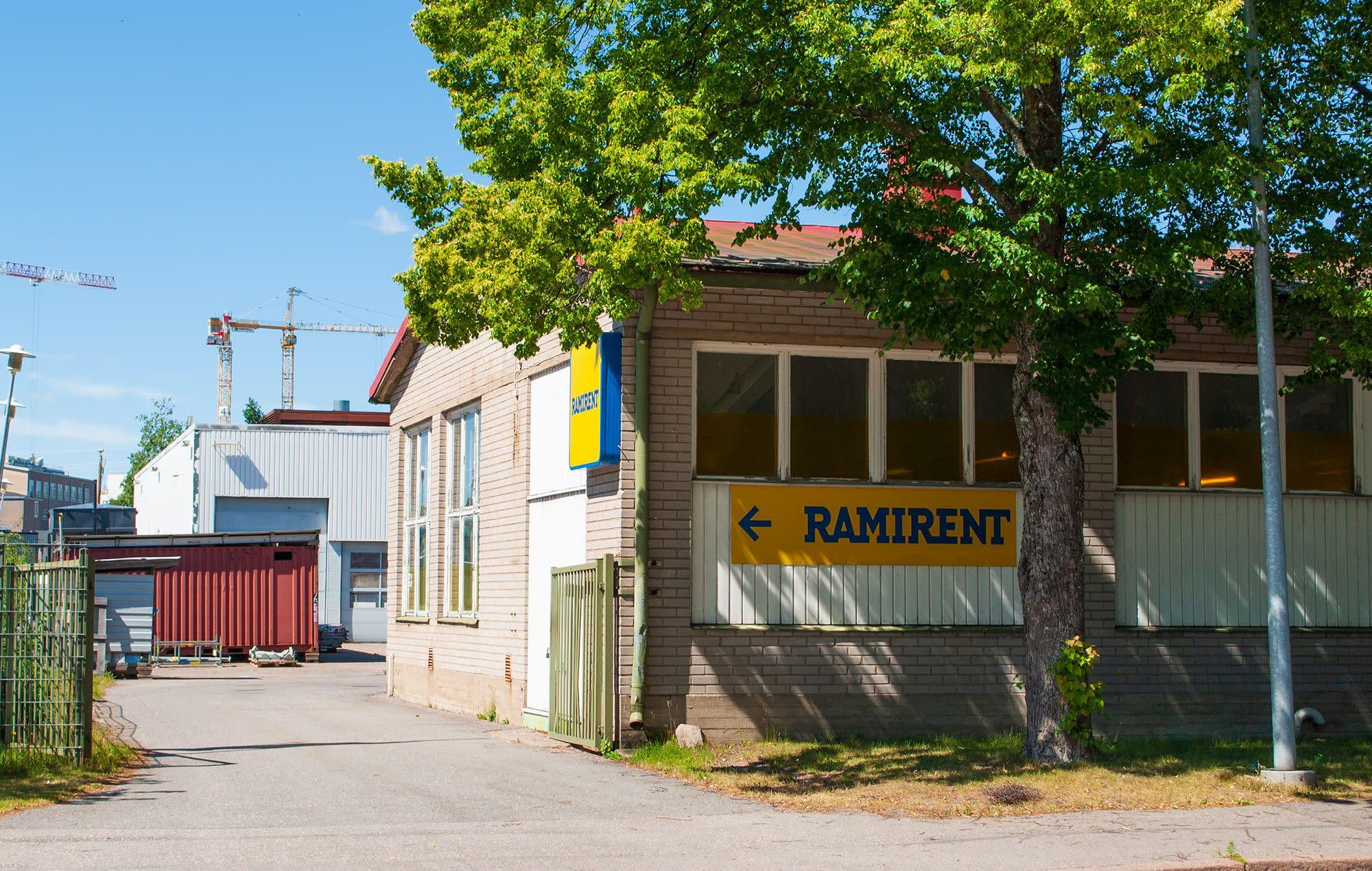 Ramirent Helsinki