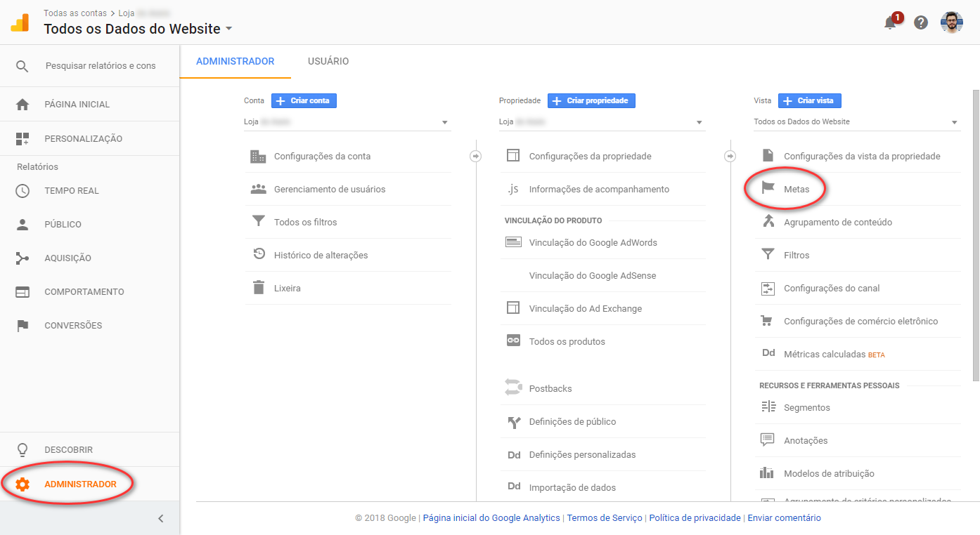 Setting up the sales funnel on Google Analytics | VTEX Help