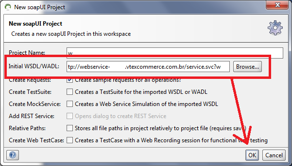 Testing Web Service using SoapUI | VTEX Help