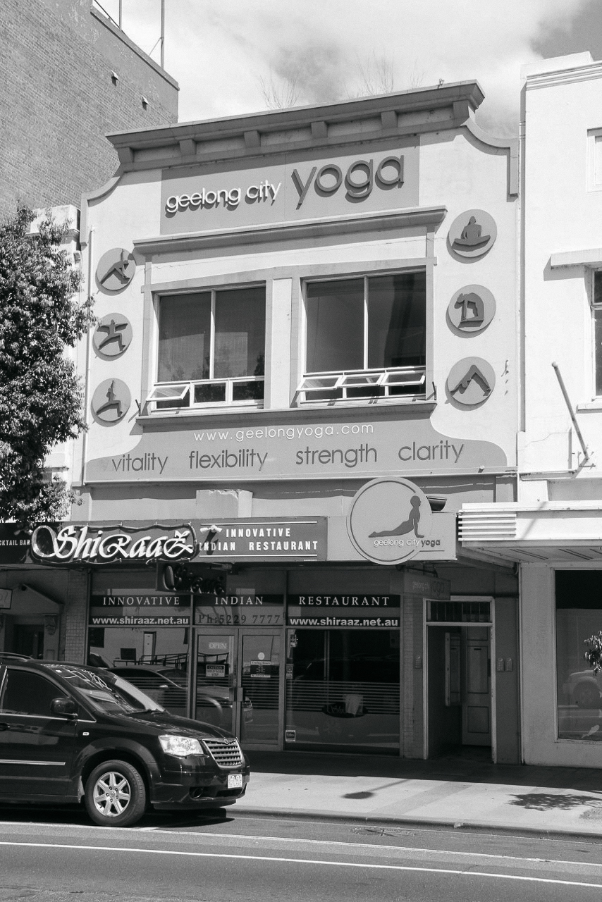 Tim Oddie, Geelog City Yoga