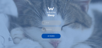Wellness Sleep Landing Page