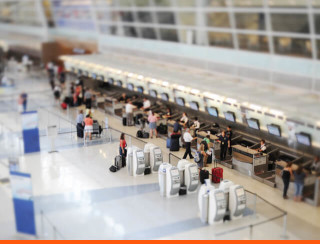 M2mobi - DFW Airport introduces live Security Wait Times