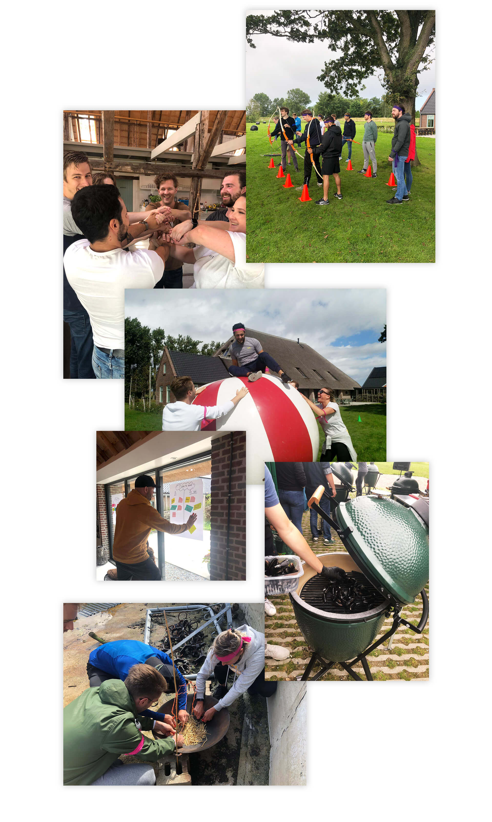 Companyweekend collage (1)