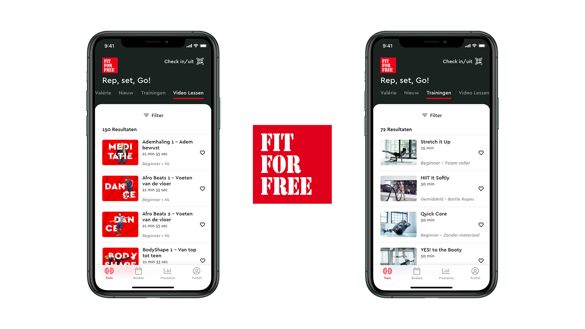Fit For Free App | M2mobi