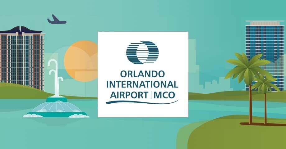 Orlando International Airport App