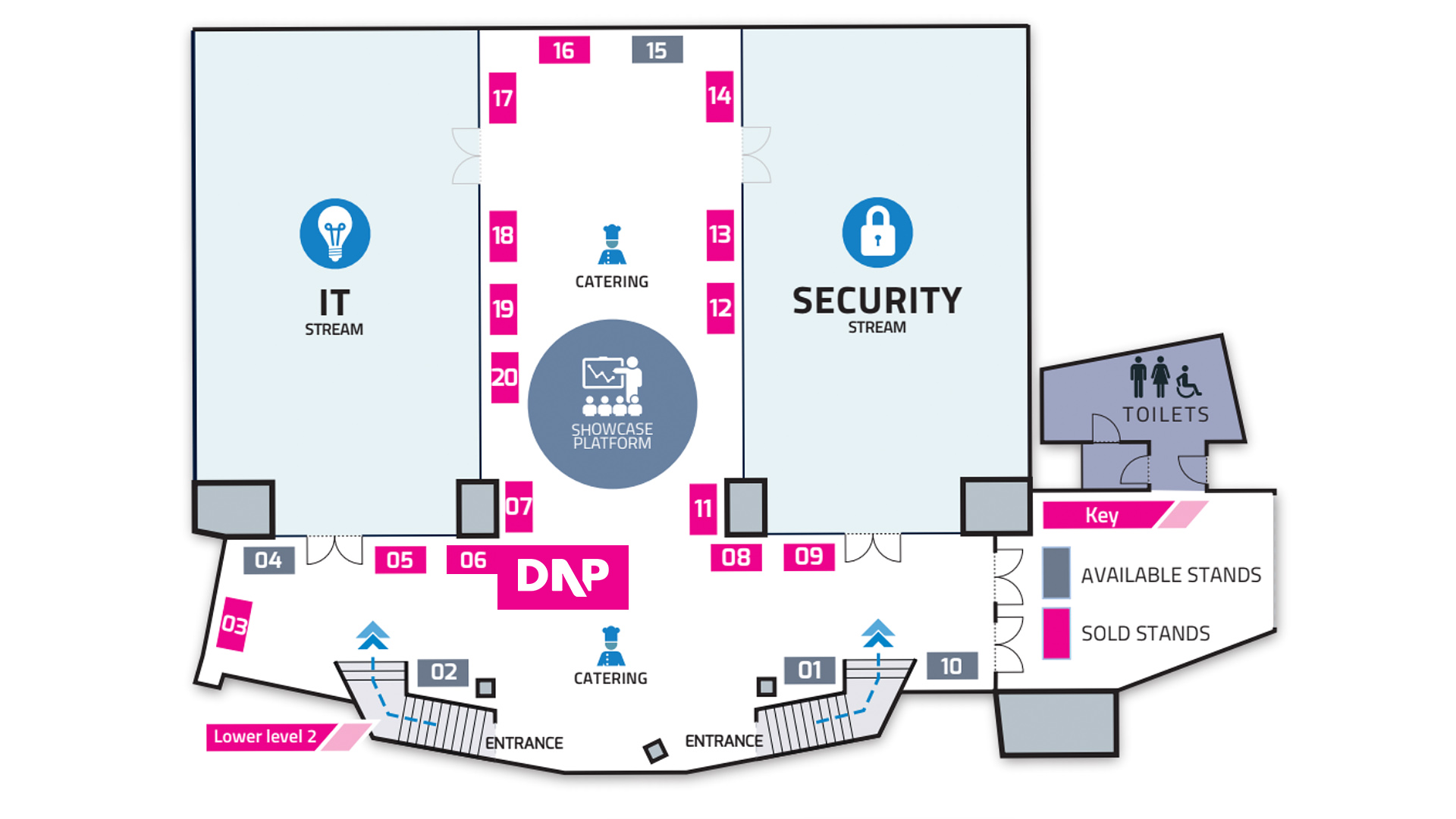 img IT & Security 2019 map