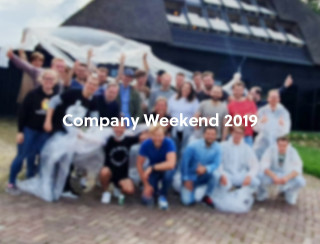 M2mobi - Company Weekend 2019