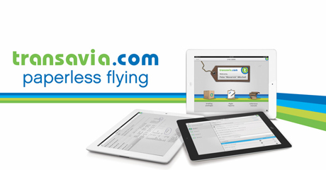 Paperless flying